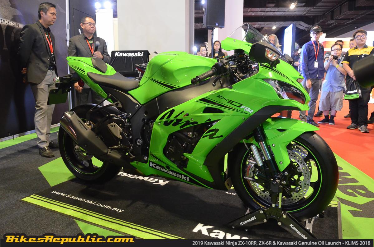 2019 Kawasaki Ninja ZX-10RR & ZX-6R now in Malaysia! From