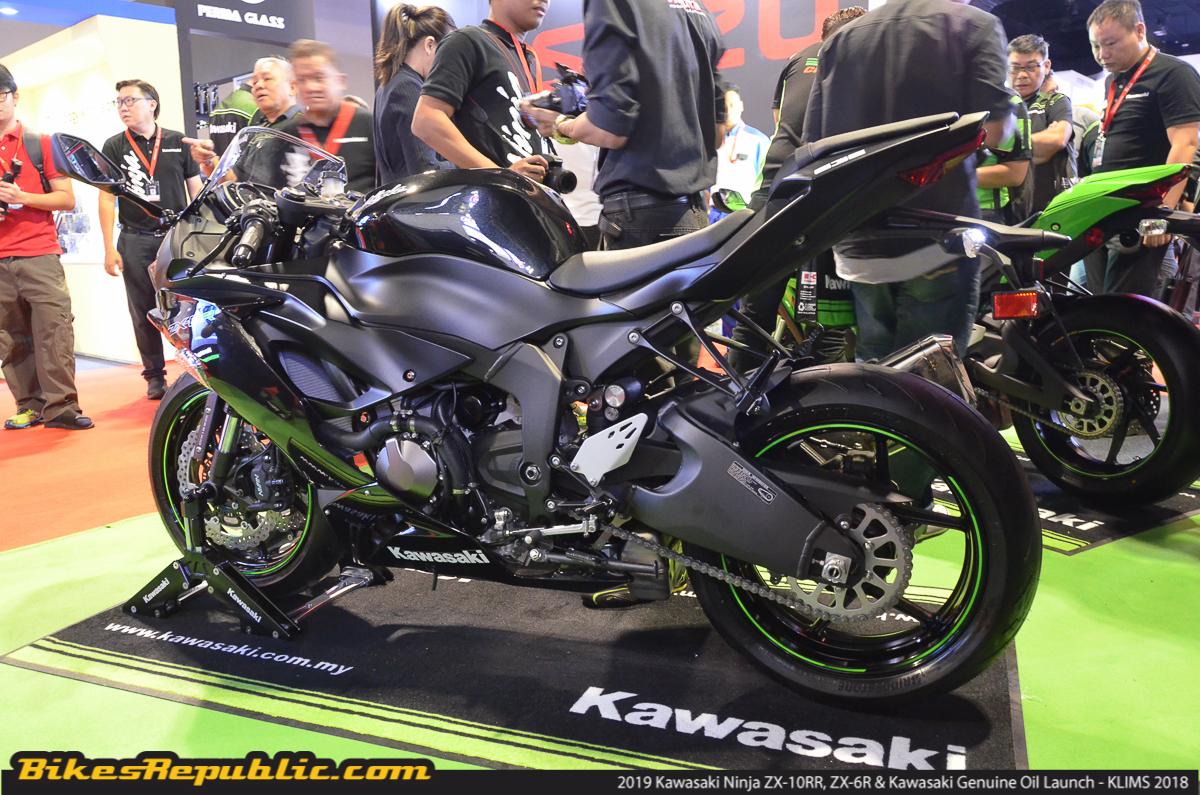 2019 Kawasaki Ninja Zx 10rr Zx 6r Now In Malaysia From Rm79900