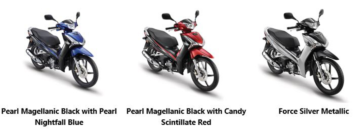 New Honda Wave 125i Introduced From Rm5 999 Bikesrepublic