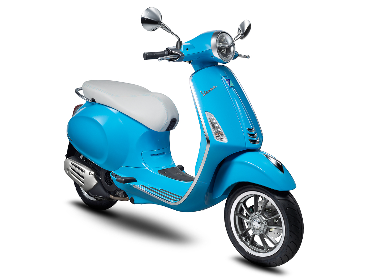 2019 vespa primavera 50th anniversary launched from rm16. Black Bedroom Furniture Sets. Home Design Ideas