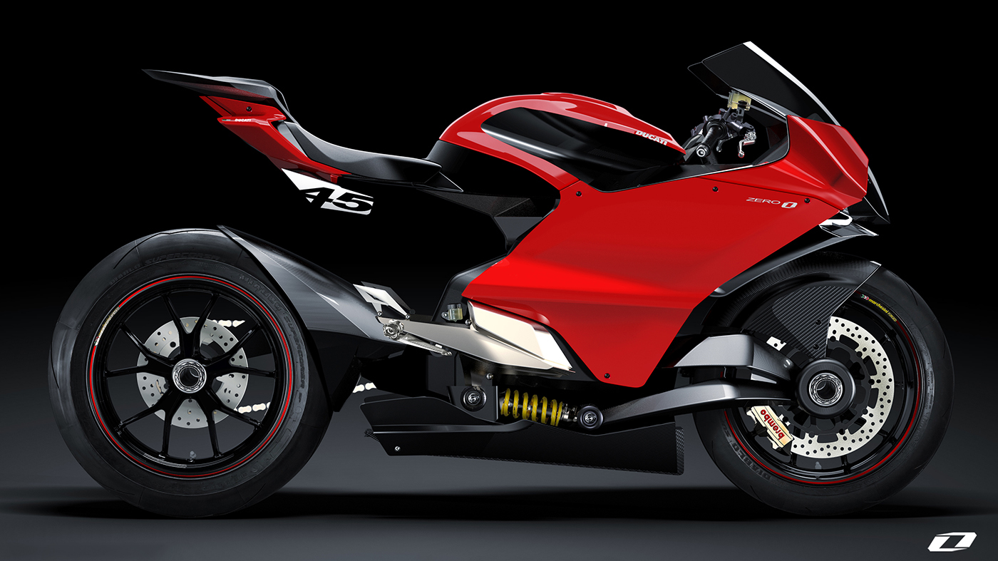 Ducati Ceo Not Far From Starting Electric Model Production