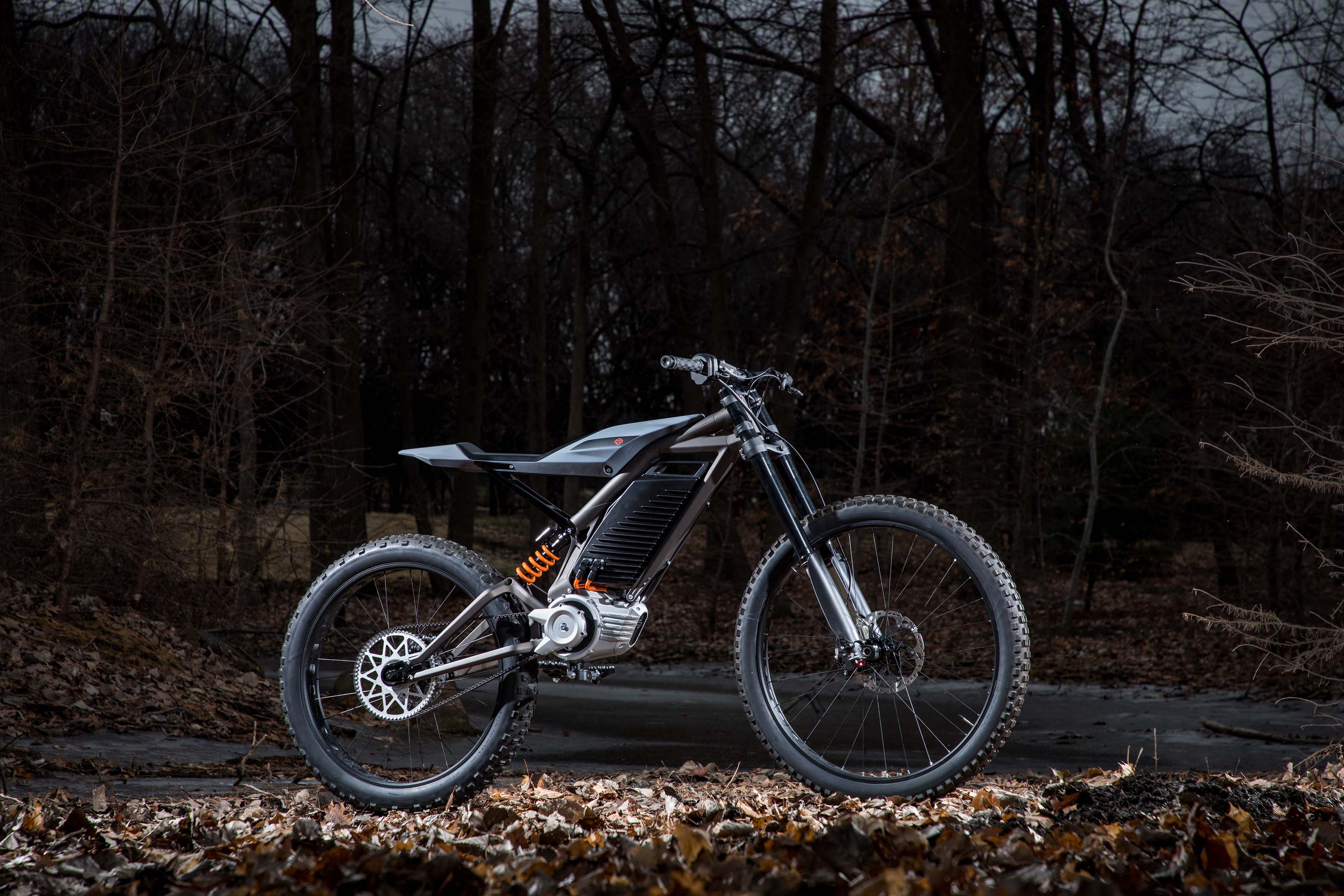 Harley-Davidson Shows off Electric Moped and Scooter ...