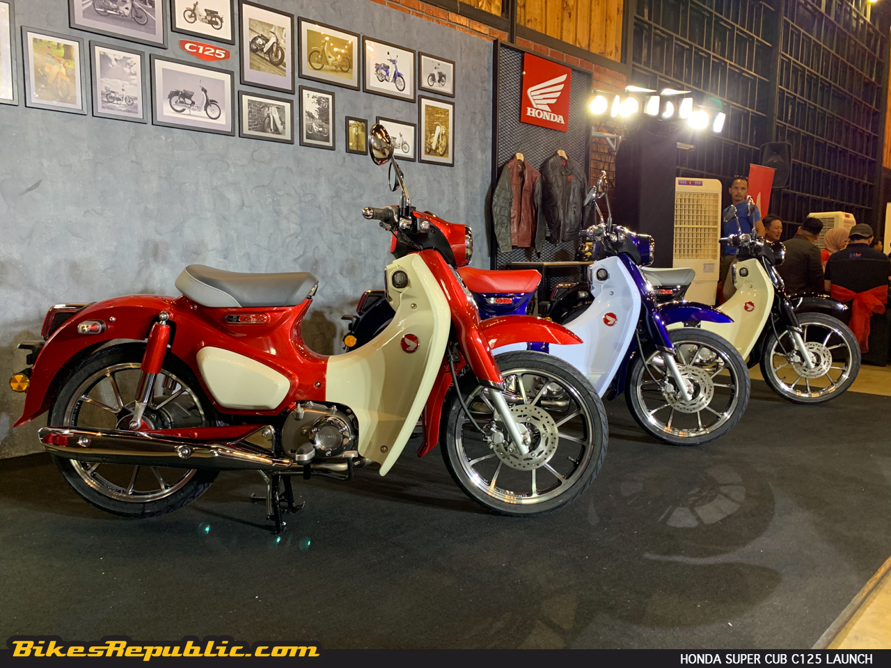 honda super cub c125 honda cb1100rs honda cbr1000rr fireblade sp launched bikesrepublic. Black Bedroom Furniture Sets. Home Design Ideas