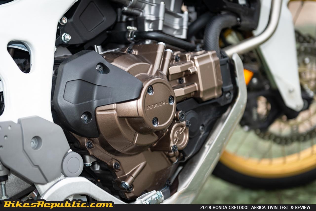 """Honda CRF1000L Africa Twin Test & Review – """"The Dakar Legend"""