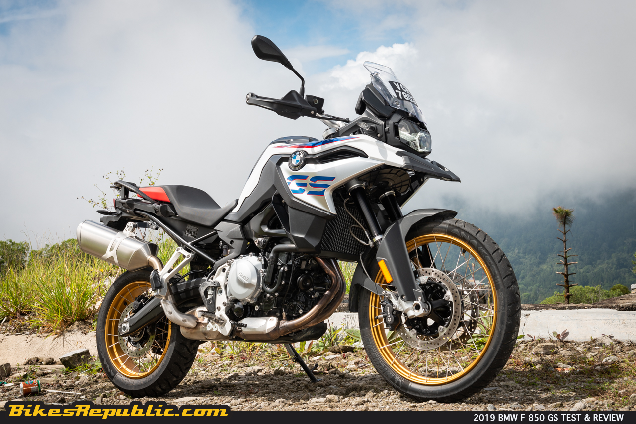 2019 bmw f 850 gs test review better faster. Black Bedroom Furniture Sets. Home Design Ideas