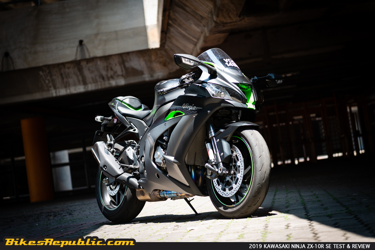 New Kawasaki Ninja ZX-10RR for 2020? - BikesRepublic