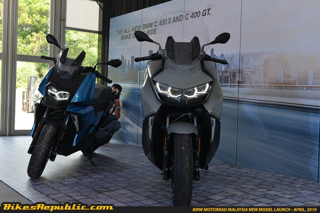 First Impression Video: BMW C400X, C400GT and R1250RT