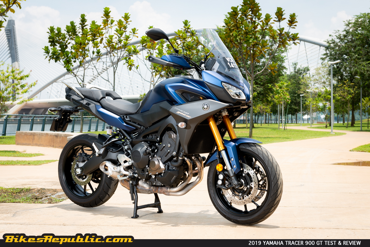 Super 2019 Yamaha Tracer 900 Gt Test Review Vastly Improved Lamtechconsult Wood Chair Design Ideas Lamtechconsultcom