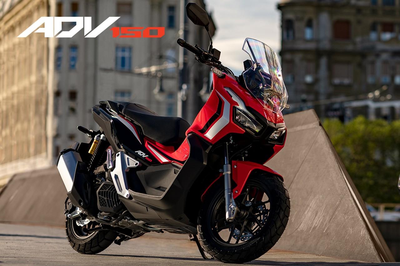 Honda ADV 150 Unveiled in Indonesia - BikesRepublic
