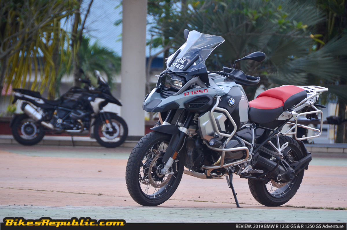 """REVIEW: 2019 BMW R 1250 GS Adventure – """"Globetrotter"""