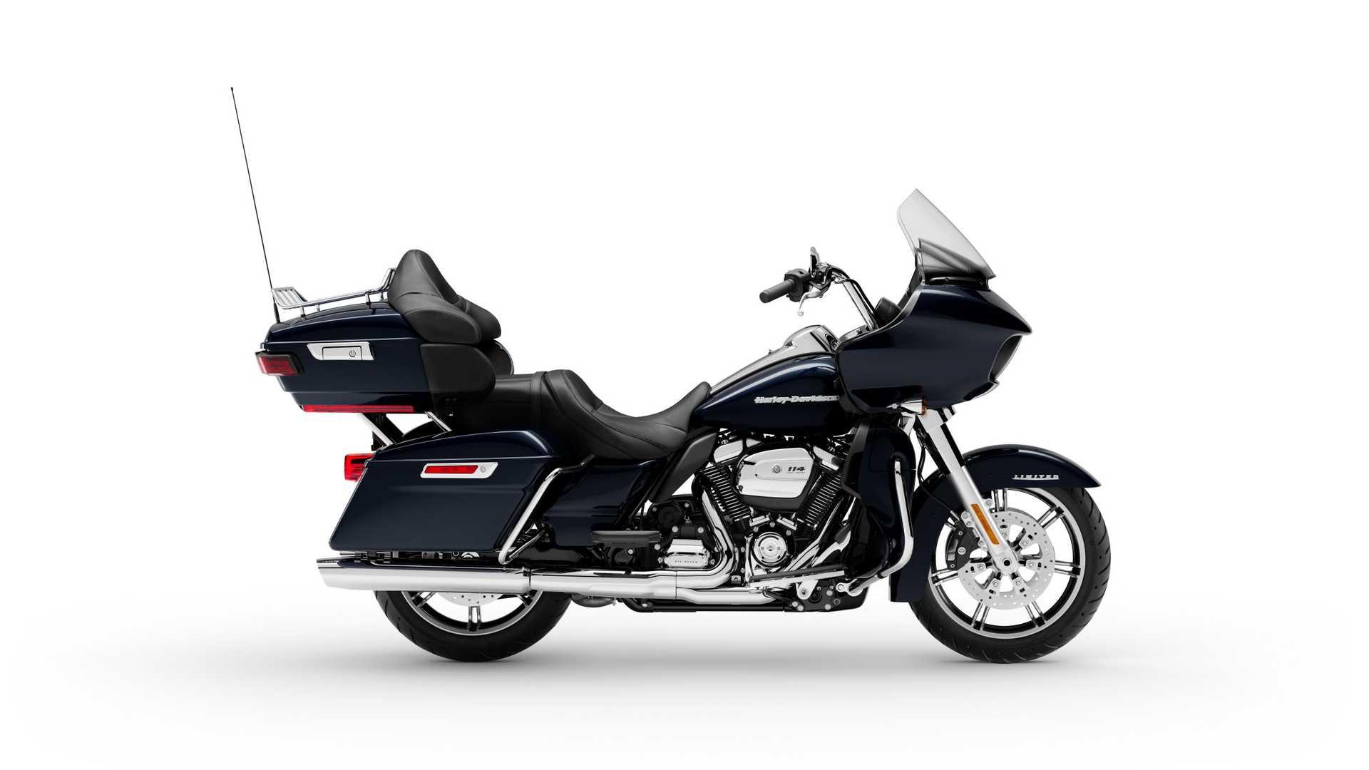 New Electronic Assistance for 2020 Harley-Davidson Models ...
