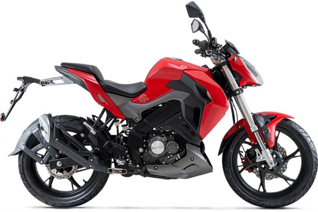 V Power Motor | Benelli 150s SE