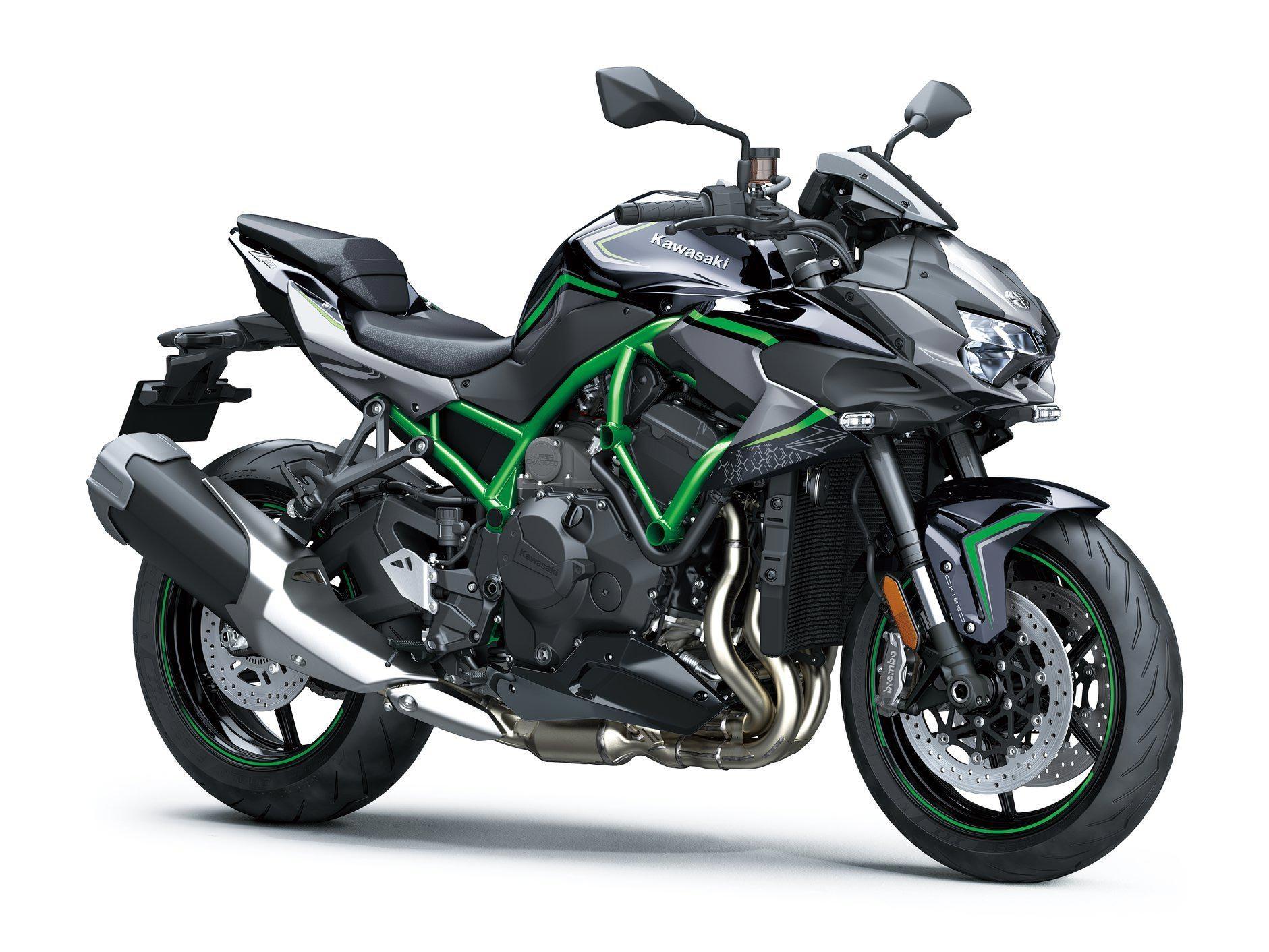 Kawasaki Z H2 2020 Review, Specs, Price & Gallery