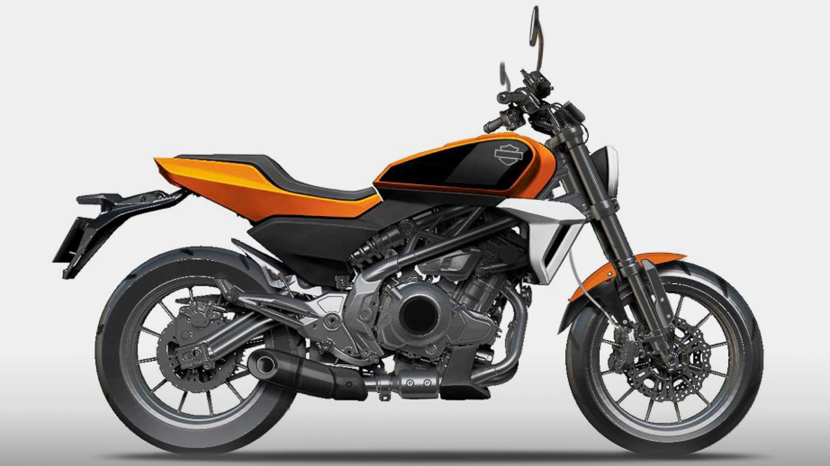350cc Harley-Davidson coming in 2020! - BikesRepublic