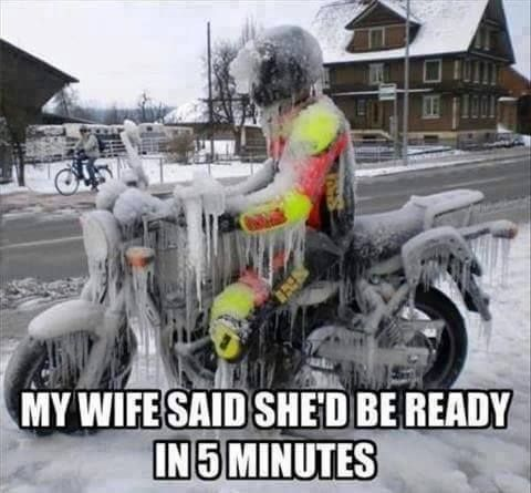 20 Funniest Motorcycle Memes - BikesRepublic