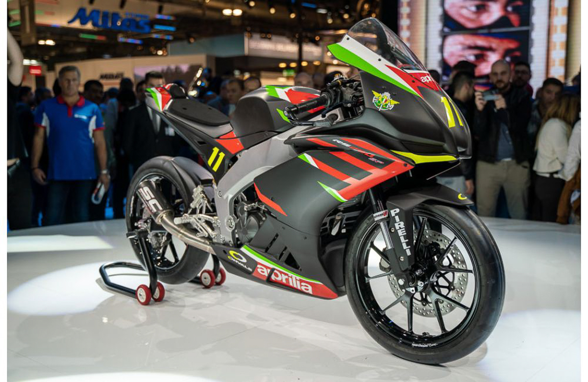 2020 Aprilia RS 250 SP price announced – RM46,000 ...