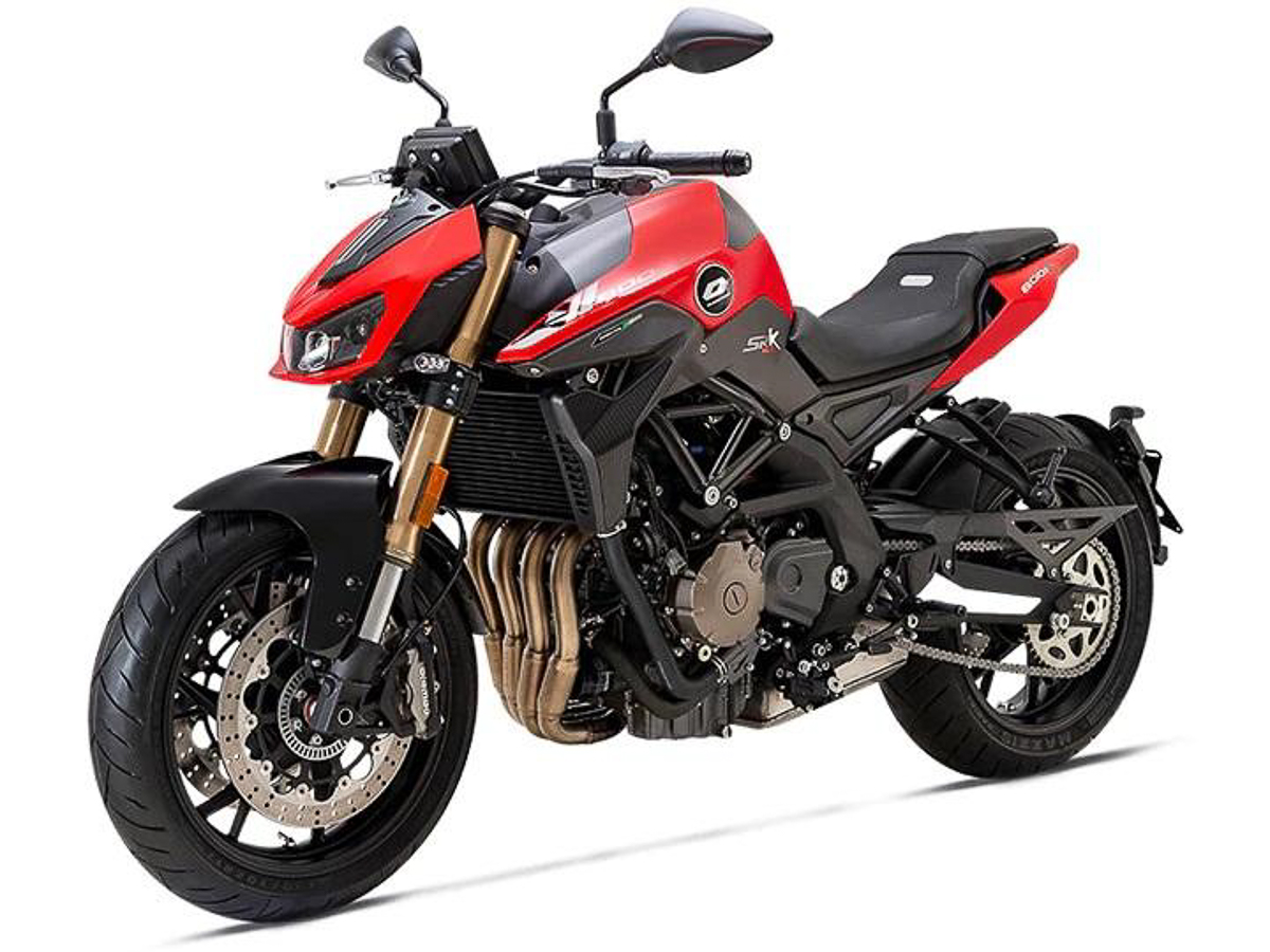 2020 Benelli TNT 600i officially unveiled - but its not a