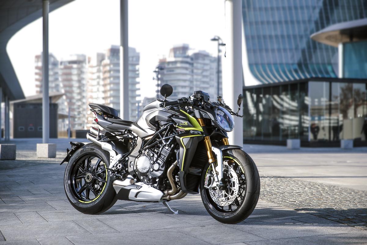 2020 MV Agusta Brutale 1000 RR unveiled - 208hp naked bike