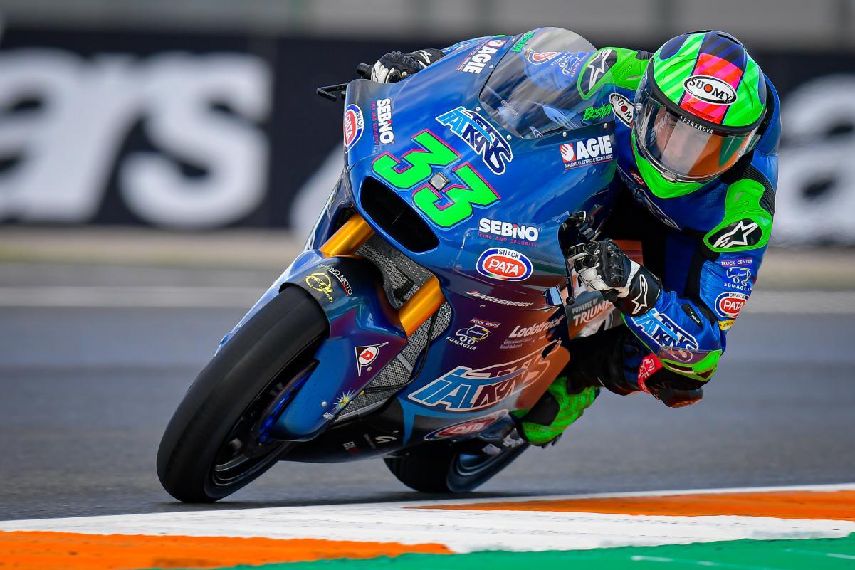 Motogp Luca Marini Enea Bastianini Are Going To Motogp In 2021 Bikesrepublic