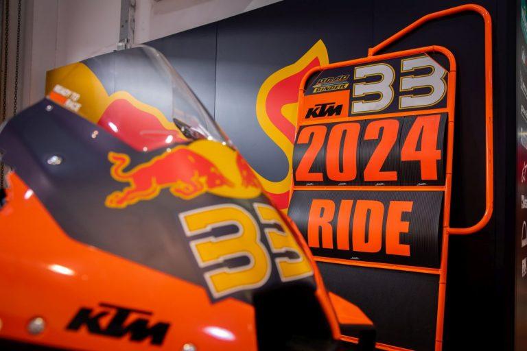 MotoGP: Brad Binder Signs Long-Term Contract With KTM