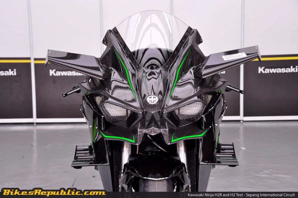 Legend Of The Formidable Kawasaki Ninja H2r
