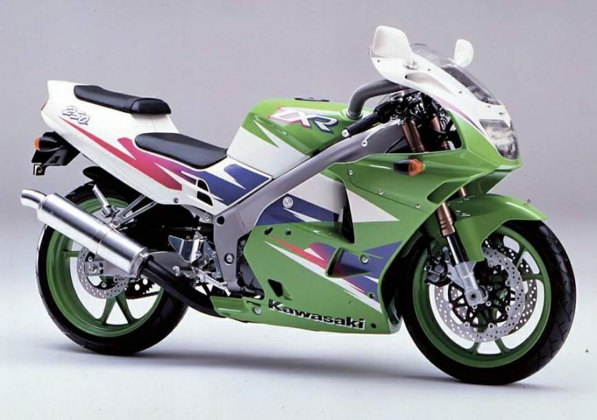 Kawasaki ZXR250 95