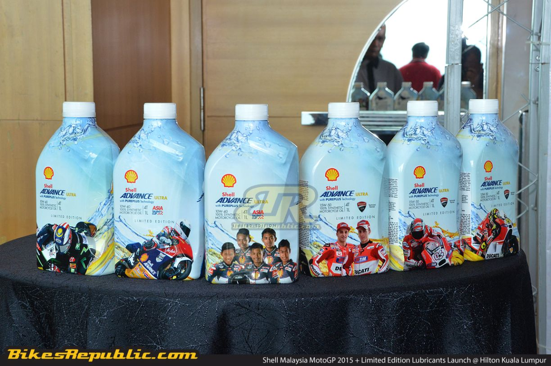 Shell Advance Ultra limited edition packs launched - BikesRepublic