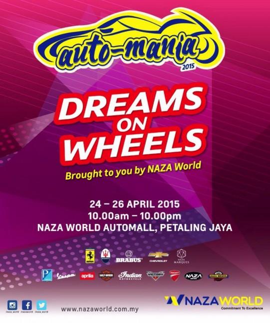 NAZA World Auto-Mania 2015