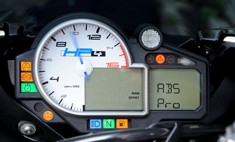 BMW ABS Pro dash