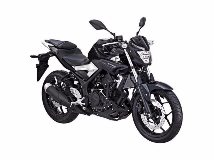 Yamaha-MT-25-black